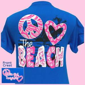 Girlie GIrl Originals, PEACE LOVE BEACH # 2