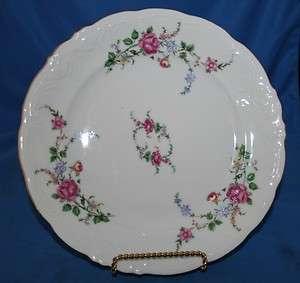 Royal Kent China Dinnerware Poland Roses Dinnerplate(s)