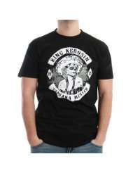 King Kerosin T Shirt Men   TIJUANA MEXICO   Black