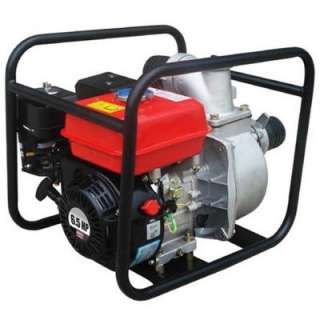 Buffalo Tools 6.5 HP Gas Powered 3 in. Utility Water Pump TWP365 at