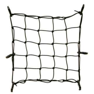 QuadGear 15 In. X 15 In. Stretch Cargo Net for ATVs Motorcycles and