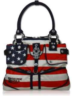 GEORGE GINA & LUCY Handtasche STARS AND STRIPES   INDEPENDENCE