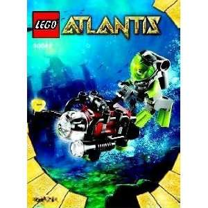 LEGO Atlantis 30042 Tiefseetaucher mit Mini   U Boot (OVP im Beutel