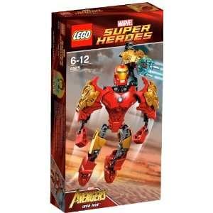 LEGO Super Heroes 4529   Iron Man  Spielzeug