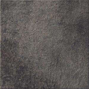 MARAZZI Porfido 12 in. x 12 in. Charcoal Porcelain Floor and Wall Tile