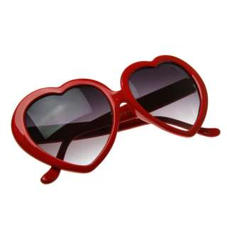 Popular Oversized Sweet Heart Valentines Shaped Sunglasses 8182 NEW