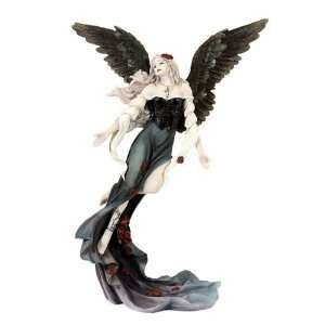 Deko / Elfe / Elfenfiguren / Dark Angel   Gothic Figur