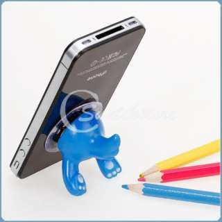 Cute Plunger Sucker Stand Holder for Cell Phone iPhone 3G 4 4S iPod