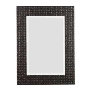 28 in. Murphy Rectangle Framed Wall Mirror 60012