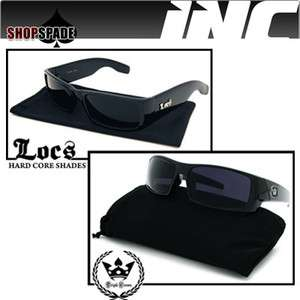 Limited Super Dark Black Sunglasses Motorcycle Car   2 Pairs LOCS 9006