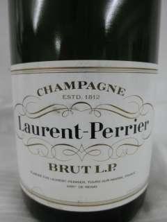 593) Champagner  LAURENT   PERRIER * Brut L. P. *