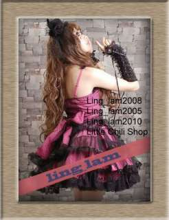 Dolly Gothic Punk Lolita Party Dress+Mini Jacket 61177P
