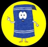 South Park Towelie Button SB2178