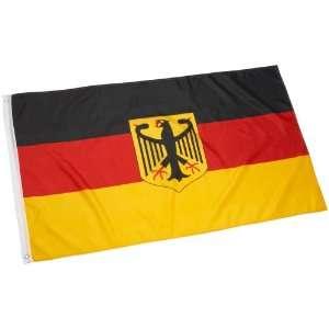 Hissflagge Deutschland, Schwarz Rot Gold, Größe 91cm x 152cm