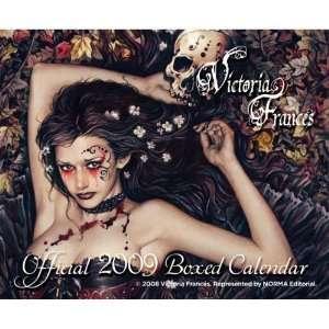 Victoria Frances   Kalender Kalender 2009   Victoria Frances (in 16 cm