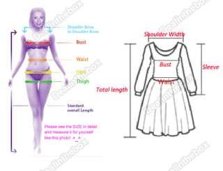 Womens Round Neck Navy Strip Slim Short Sleeve T shirt Dress Skirt