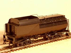 DP C&O Chesapeake&Ohio 12VC Tender Fac Ptd Brass