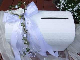 Briefbox Hochzeit Tischdeko Hochzeit Geldgeschenk Herz