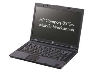 HP 8510W CORE 2 DUO 2.4GHZ LAPTOP WIFI 4GB 160GB HDMI