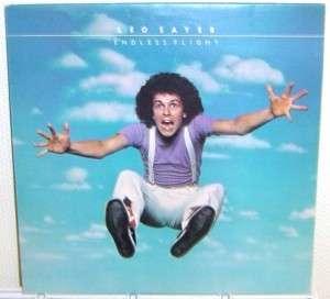 LEO SAYER Endless Flight LP Vinyl Record Album 33rpm EX