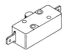 Midmark Ritter Foot Control Switch