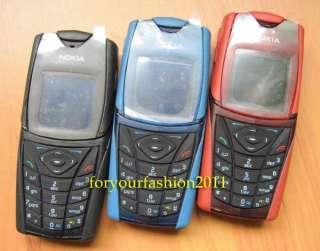 Nokia 5140i Mobile Cell Phone Camera Video Flashlight Triband Unlocked