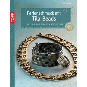 Perlenschmuck mit Tila Beads Fädelschmuck in verschiedenen Techniken