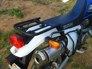 DR650 Rear Luggage Rack, DR 650 Suzuki