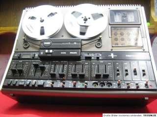 Tonband Riemen Set Philips N4504 Rubber drive belt kit