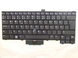 Swedish Keyboard For Dell Latitude E4310 Laptop WRDYY