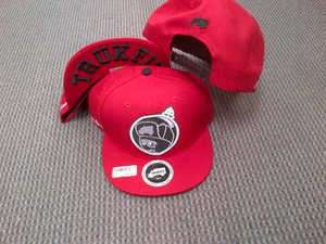 Truk Fit TRUKFIT HAT CAP Adjustable Snap snapback RED BLACK LIL WAYNE