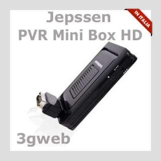 DECODER DIGITALE TERRESTRE HDMI Jepssen PVR MiniBox HD