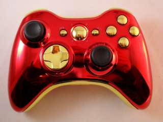 For sale is an Xbox 360 controller which has a microchip installed to
