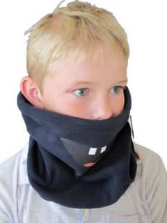 Kids Childs Neck Warmer Snood Boys Girls Winter School