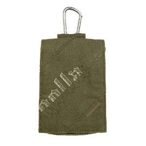 Golla Universal Music Bag   Dome Army Green: Cell Phones
