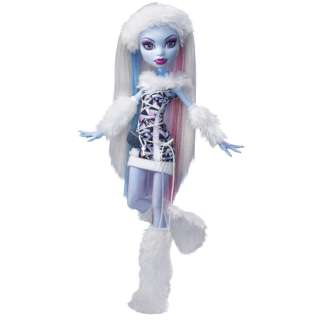 Monster High Abbey Bominable Doll BRAND NEW & SEALED |