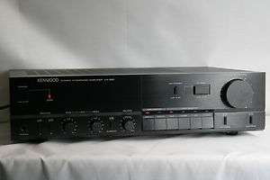 KENWOOD KA 550  AMPLIFICATEUR HIFI   PHONO MM / MC   TRES BON