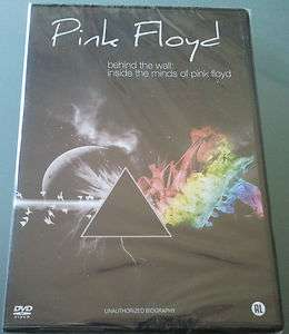 PINK FLOYD Behind The Wall Inside the Minds of Pink Floyd DVD NEW
