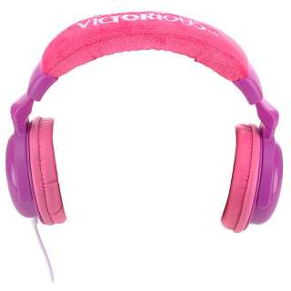 Victorious Stereo Headphones   Pink and Purple   Sakar International