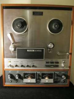 Vintage TEAC 6010 Reel To Reel Tape Recorder / Player   Probably 1970