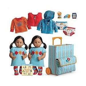 American Girl Bitty Twins Collection Doll Set   medium