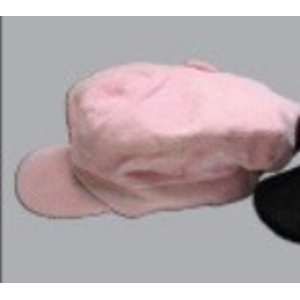 Soffe Paper Boy Cap Pink Everything Else