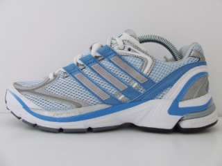 New Adidas Supernova Sequence 3 Womens Stablity Running Shoes White