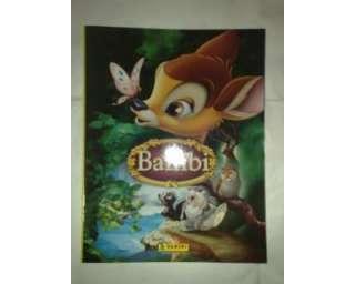 Album Figurine Panini Disney Bambi a Siracusa    Annunci