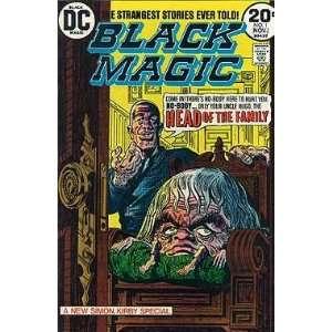 Black Magic (DC), Edition# 1 DC Books