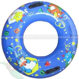 Wholesale Lovely Cartoon Pattern Swimming Float Pool Swim Ring