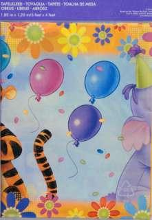 ADDOBBI Compleanno Festa TOVAGLIA DISNEY WINNIE POOH