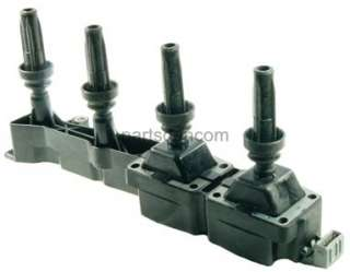 IGNITION COIL PACK CITROEN C3 C4 XSARA PEUGEOT 206 307 NFU KFV 1.4L1