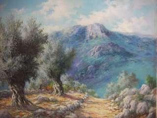 Cuadro al óleo original del pintor J.Coll Sotomayor (4658267)