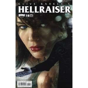Clive Barkers Hellraiser Vol 2 #10 Regular Cover B
